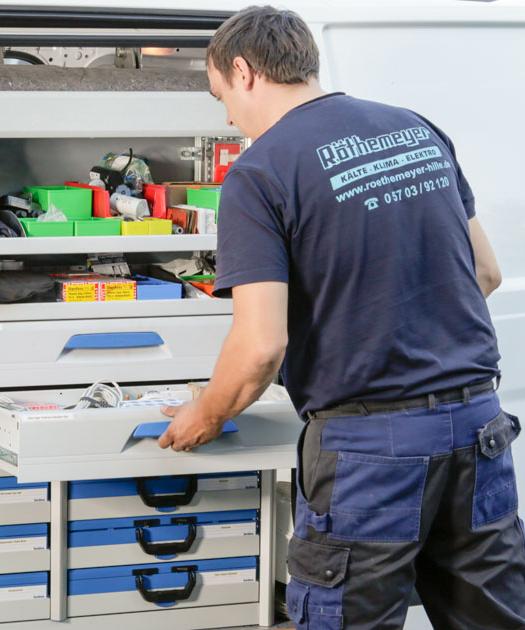 Hubert Roethemeyer GmbH - Leistungen